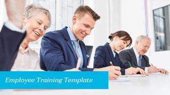 Coronavirus Employee Training Template