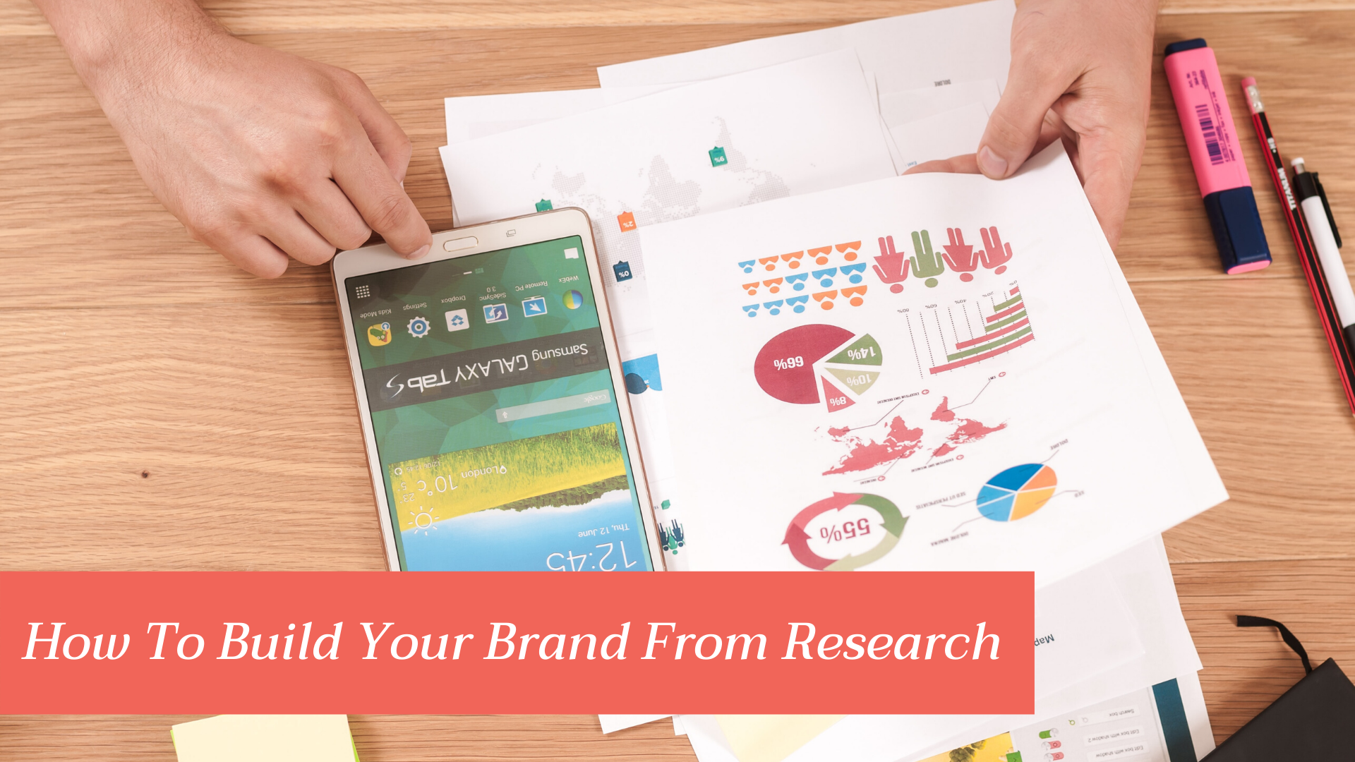 How To Build Your Brand From Research